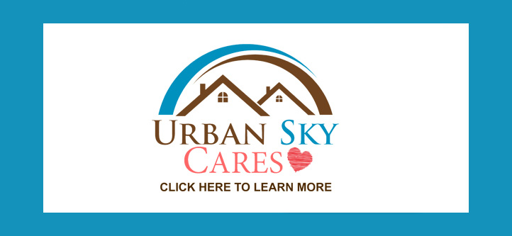 learn more urban sky cares