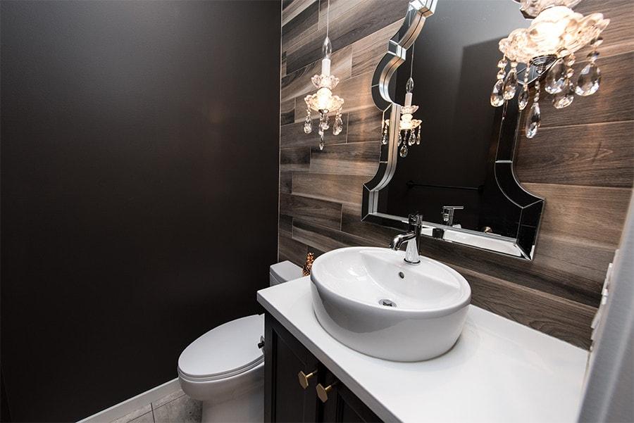 spare bathroom unique features