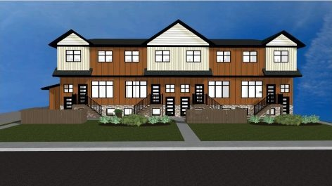 Townhome-style-multiplex-downtown